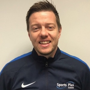 Pete - Regional Manager - Sports Plus Scheme