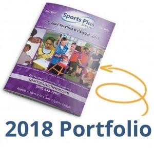 Sports Plus Portfolio 2018 read online