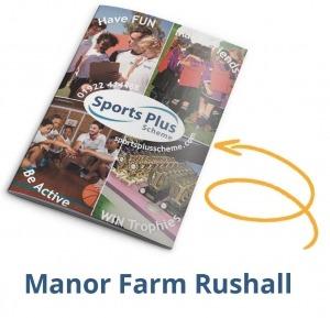 Sports Plus Holiday Camp Manor Farm Rushall