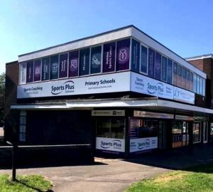 Sports Plus Scheme Head Office in Aldridge Walsall