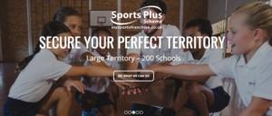 Sports Coaching Franchise Territory