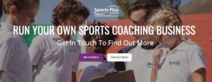 Sports Plus Scheme My Sports Franchise Run Your Own Sports Coaching Business