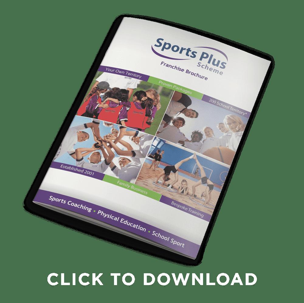 sports plus scheme franchise brochure